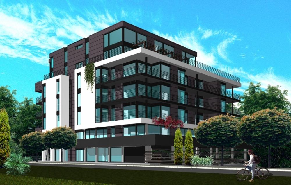 Byty na prodej v Hodoníně, novostavby a výstavba bytů v developerském projektu Očovská