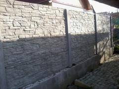 Výrobce betonového plotu