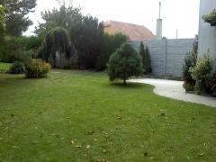 Oplocení okrasné zahrady které nenarušuje ráz zahrady