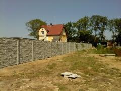Nízká cena kvalitního betonového plotu